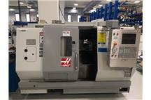 Tokarskie centrum CNC HAAS Model SL-20THE z 2005r